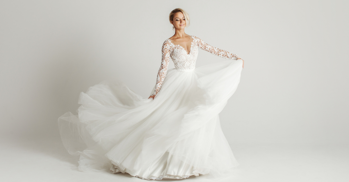 Wedding Gown Cleaning and Preservation in Chicago